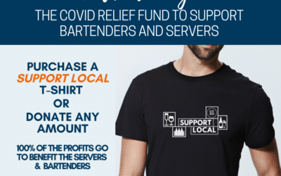 COVID Relief Fund for Bartenders and Servers